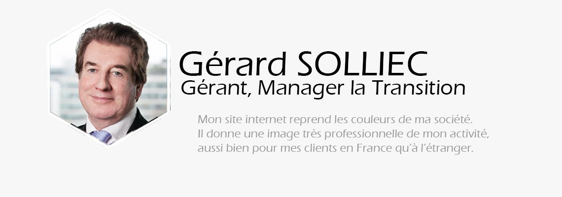 gerard solliec manager la transition